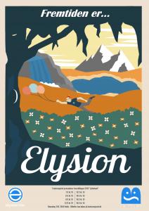 Read more about the article Billetsalget til Lykkeland (Elysion) er startet